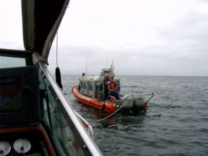 Towing Exercise with Station Montery - trainsta1.jpg - 33794 Bytes